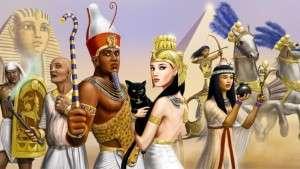 Особенности компьютерных игр о Древнем Египте